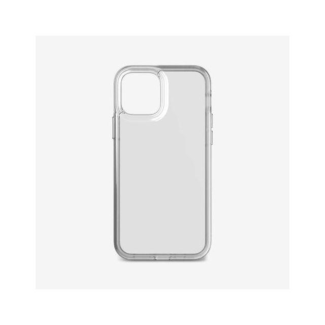 Tech21 Evo Clear mobiele telefoon behuizingen 15,5 cm (6.1 inch) Hoes Transparant
