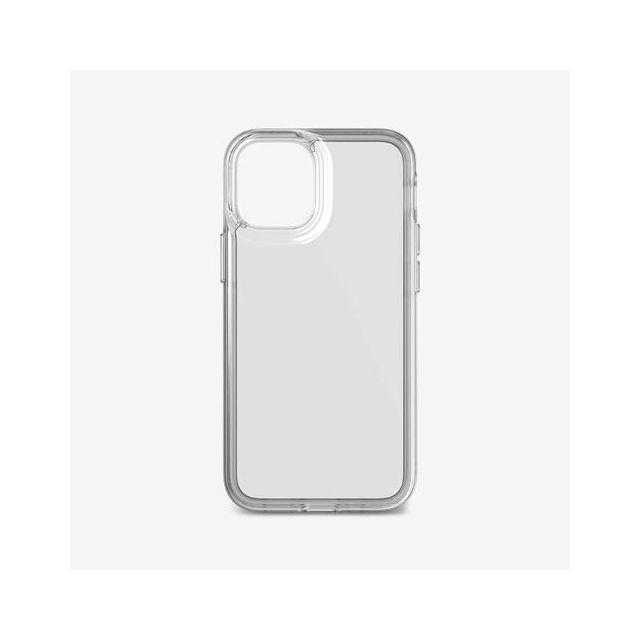 Tech21 Evo Clear mobiele telefoon behuizingen 13,7 cm (5.4 inch) Hoes Transparant
