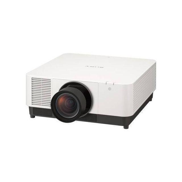 Sony VPL-FHZ101L beamer/projector Projector voor grote zalen 10000 ANSI lumens 3LCD WUXGA (1920x1200) Wit