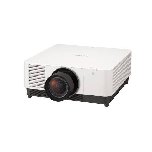 Sony VPL-FHZ91L beamer/projector Plafondgemonteerde projector 9000 ANSI lumens 3LCD WUXGA (1920x1200) Zwart, Wit