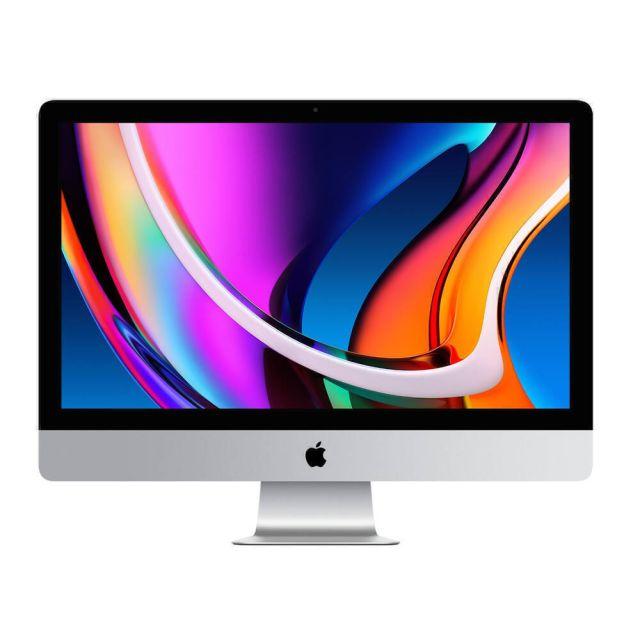 Apple iMac 68,6 cm (27 inch) Alles-in-één-pc AMD Radeon Pro 5300 macOS Catalina 10.15 Wi-Fi 5 (802.11ac) Zilver