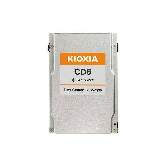 Kioxia CD6-R 2.5 inch 3840 GB PCI Express 4.0 3D TLC NVMe