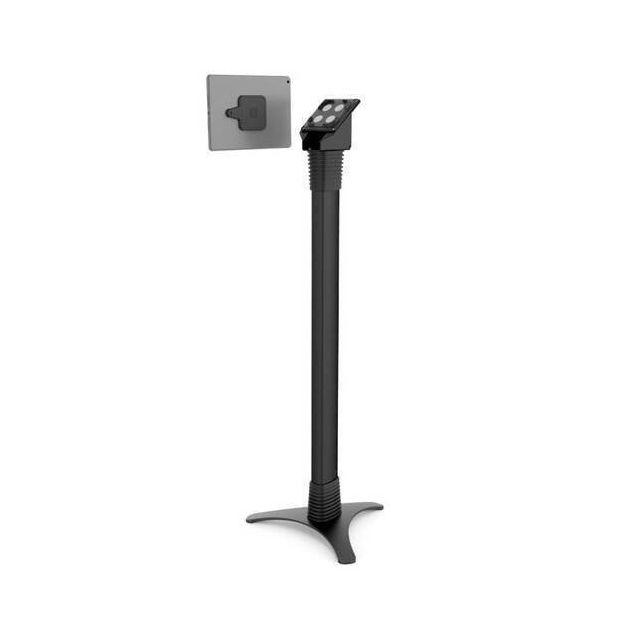 Compulocks MNTXADJ01 multimedia cart/stand Zwart Tablet Multimedia-standaard