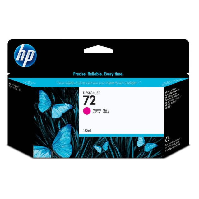 HP 72 magenta inktcartridge, 130 ml