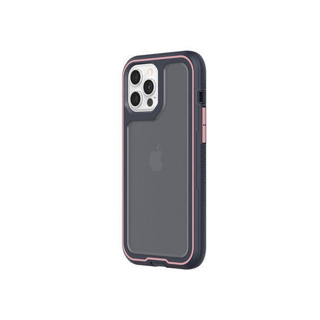 Griffin Survivor Extreme mobiele telefoon behuizingen 17 cm (6.7 inch) Hoes Navy, Roze