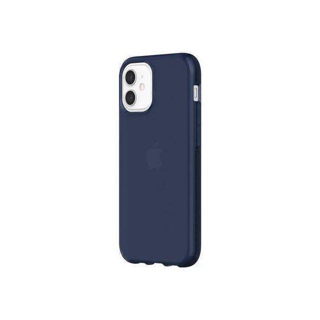 Griffin Survivor Clear mobiele telefoon behuizingen 13,7 cm (5.4 inch) Hoes Blauw, Transparant