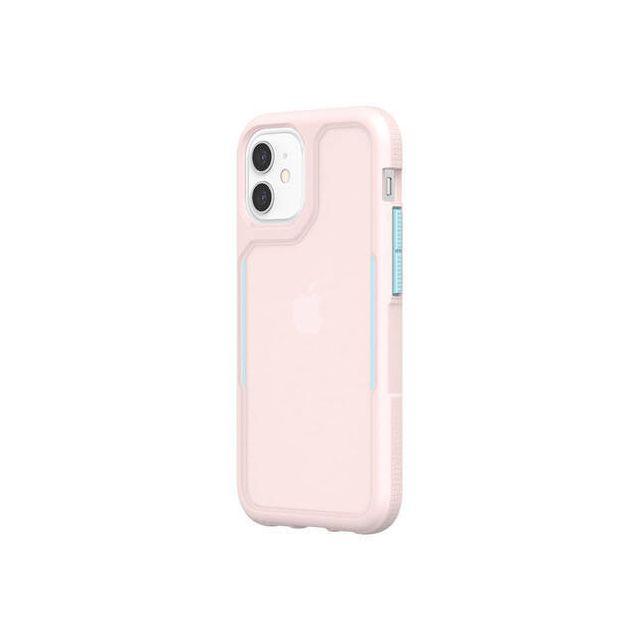 Griffin Survivor Endurance mobiele telefoon behuizingen 13,7 cm (5.4 inch) Hoes Blauw, Roze