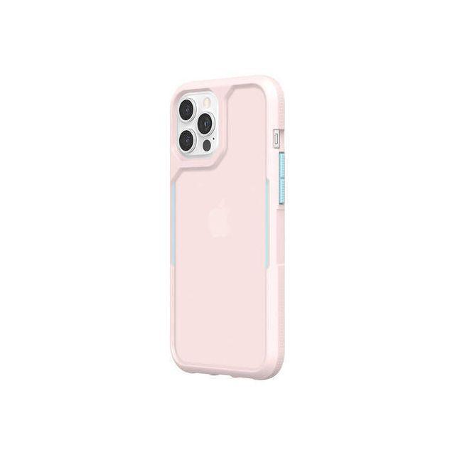 Griffin Survivor Endurance mobiele telefoon behuizingen 17 cm (6.7 inch) Hoes Blauw, Roze