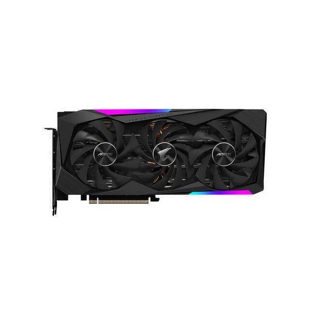Gigabyte AORUS GeForce RTX 3070 MASTER 8G NVIDIA 8 GB GDDR6