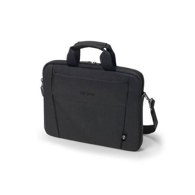 Dicota Eco Slim Case BASE notebooktas 35,8 cm (14.1 inch) Zwart