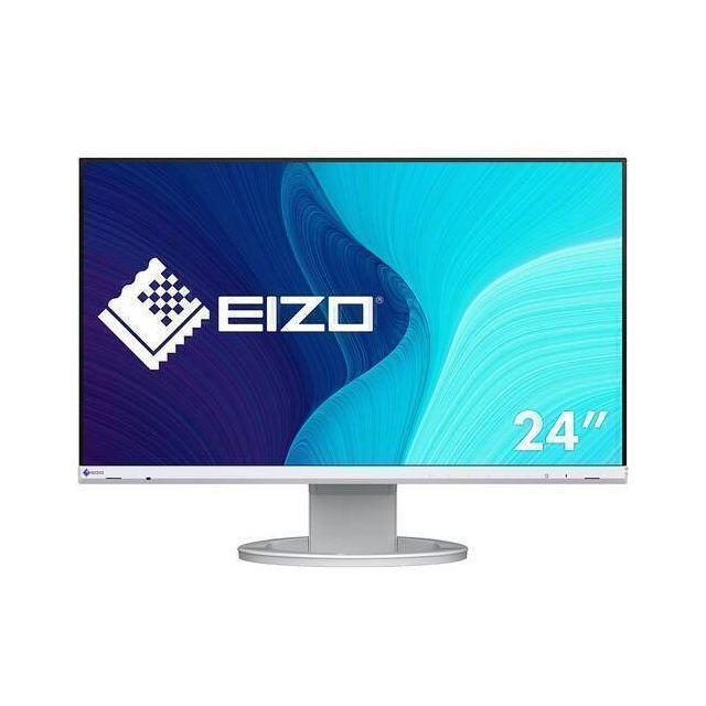 EIZO FlexScan EV2480-WT LED display 60,5 cm (23.8 inch) 1920 x 1080 Pixels Full HD Wit