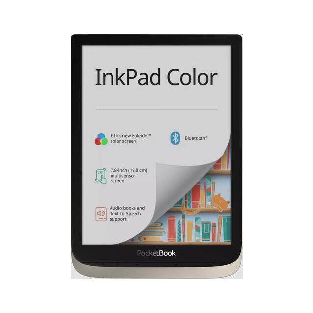 Pocketbook InkPad Color e-book reader Touchscreen 16 GB Wi-Fi Zilver