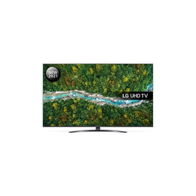 LG 50UP78006LB TV 127 cm (50 inch) 4K Ultra HD Smart TV Wi-Fi Grijs
