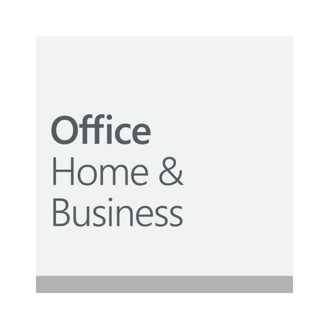 Microsoft Office Home and Business 2019 Basis 1 licentie(s) Licentie Frans