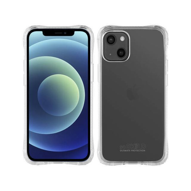 SoSkild iPhone 13 Absorb 2.0 Case Transp