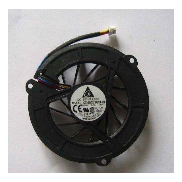 Laptop CPU Koeler Ventilator voor Asus G50. G60. M50