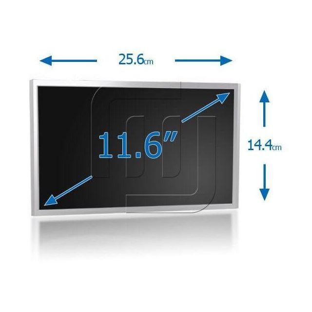 11.6 inch LCD Scherm 1366x768 Mat 40Pin