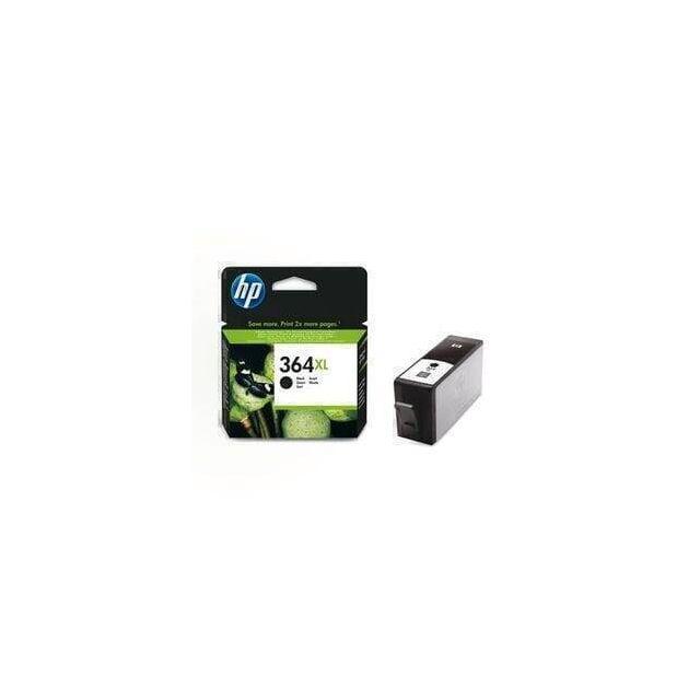 HP 364XL inktcartridge 1 stuk(s) Origineel Hoog (XL) rendement Zwart