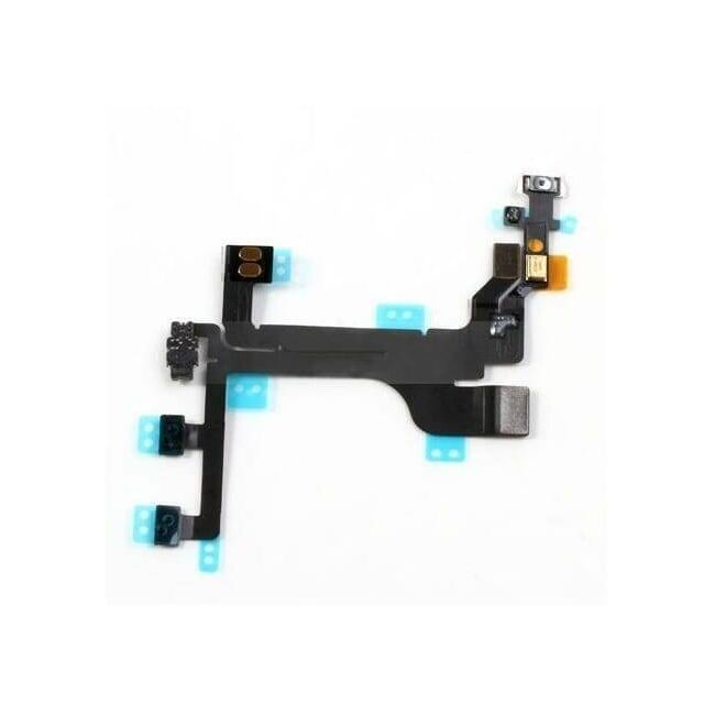 iPhone 5C Aanknop Flex kabel