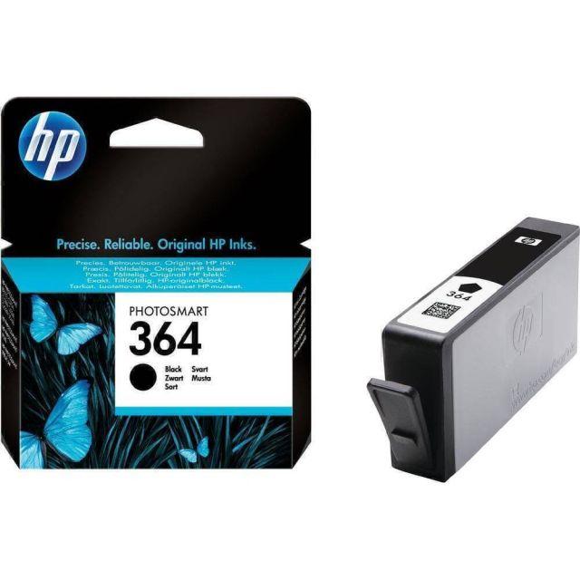 HP 364 inktcartridge 1 stuk(s) Origineel Normaal rendement Zwart