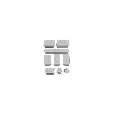 Macbook Air Stofplug (Wit)