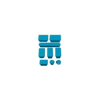 Macbook Air Stof Plug (Blauw)