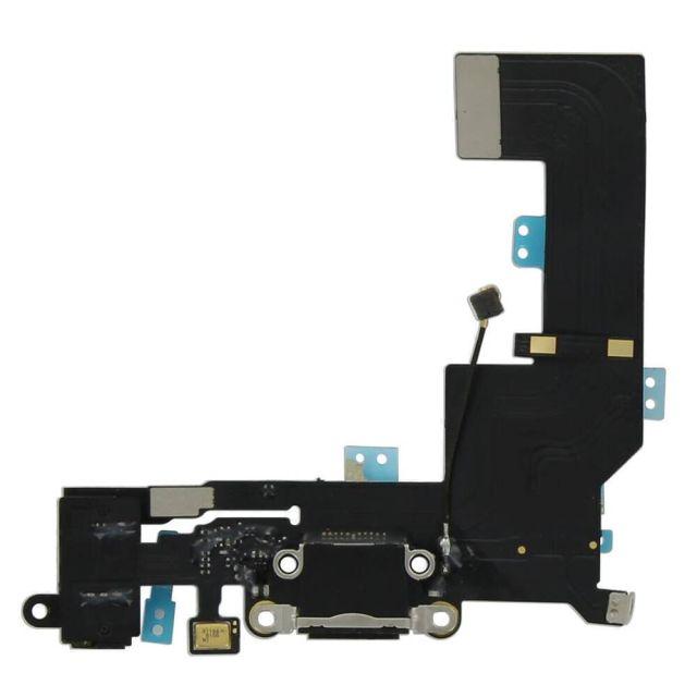 Laadpoort Flex met Koptelefooningang geschikt voor iPhone 5S voor Apple iPhone 5S