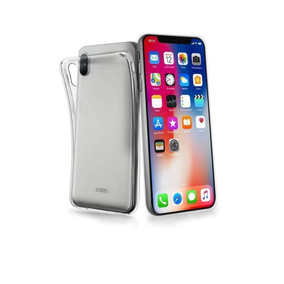 SBS TESKINIPXT mobiele telefoon behuizingen 14,7 cm (5.8 inch) Hoes Transparant