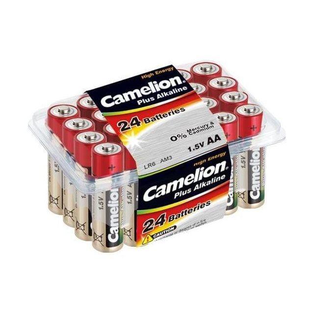 Camelion LR6-PB24 Wegwerpbatterij AA Alkaline