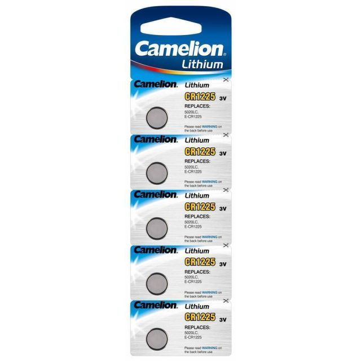 Camelion CR1225-BP5 Wegwerpbatterij Lithium