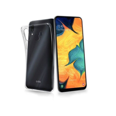 SBS TESKINSAA30T mobiele telefoon behuizingen 16,3 cm (6.4 inch) Hoes Transparant