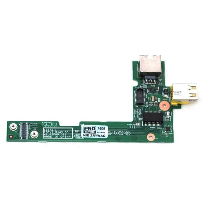 Lenovo Laptop USB/LAN PCB Board voor Lenovo ThinkPad L530