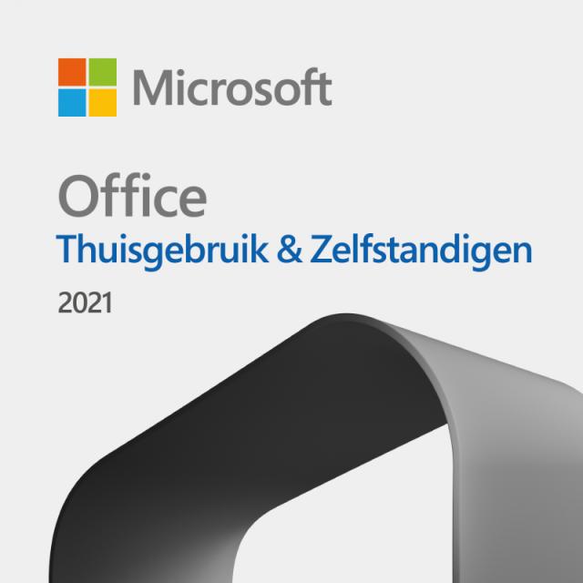 Microsoft Office 2021 Thuisgebruik & Zelfstandigen   Windows + Mac