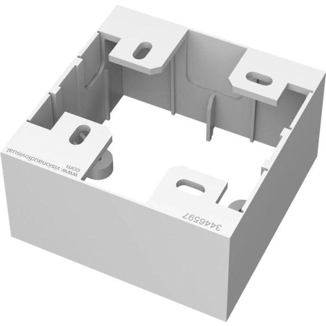 VISION Techconnect 1-Gang Backbox
