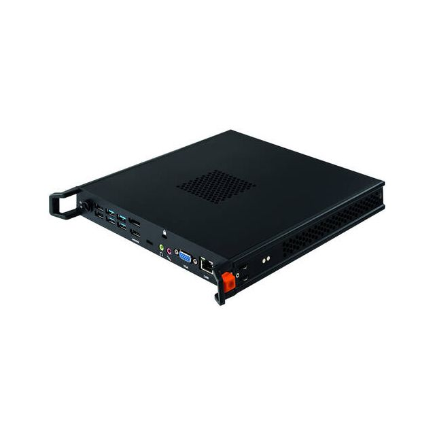 iiyama SPC5801BC PC's/werkstation DDR4-SDRAM i5-8400 PC Zwart 8GB RAM 256GB SSD