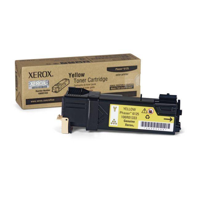 Xerox Tonercartridge geel, Phaser 6125