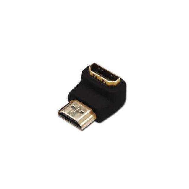 Digitus AK-330502-000-S cable gender changer HDMI A Zwart