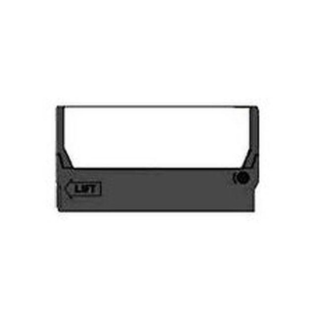 Epson ERC-2 Mini Printer Fabric Ribbon, Red/Black printerlint