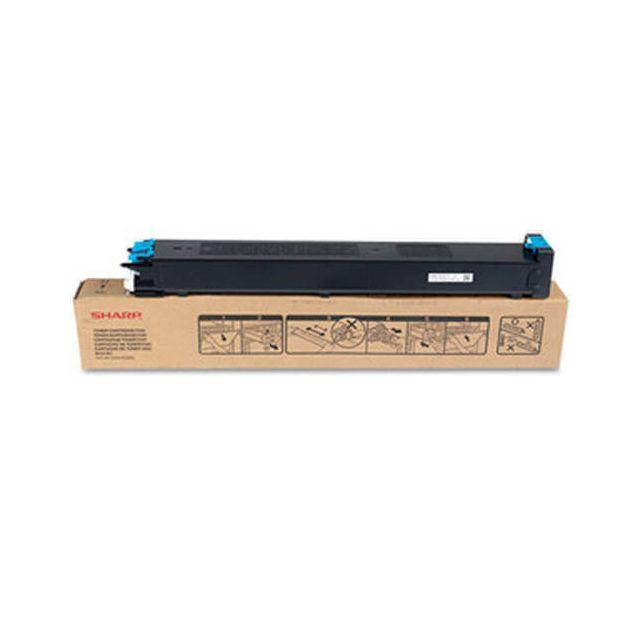 Sharp MX23GTCA toner cartridge 1 stuk(s) Origineel Cyaan
