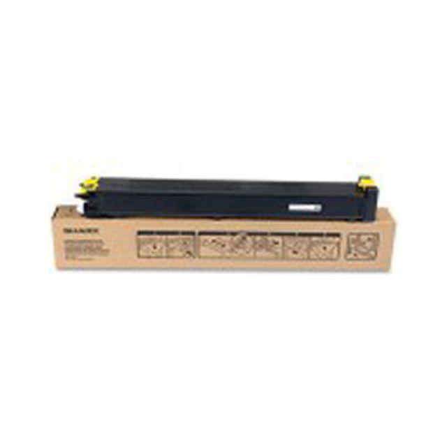 Sharp MX23GTYA toner cartridge 1 stuk(s) Origineel Geel