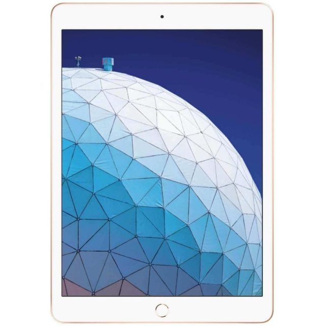 iPad Air 3 256GB Wifi Only Gold C grade