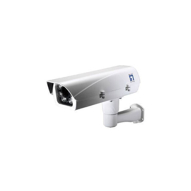 BOH-1200 outdoor box type housing w/ Infrared LEDs for 80M,