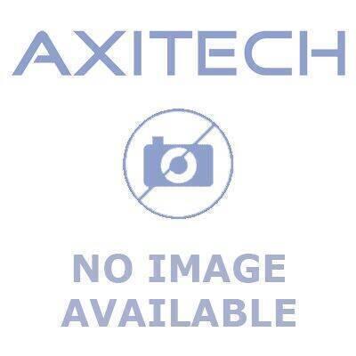 Yanec S0720530 Tape Zwart op Wit 12 mm (Dymo)