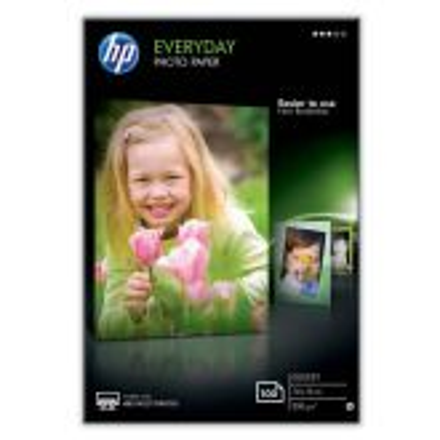 HP Everyday glanzend fotopapier, 100 vel//10 x 15 cm