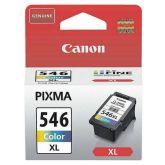 Canon CL-546XL inktcartridge 1 stuk(s) Origineel Cyaan, Magenta, Geel