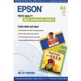 Epson Photo Quality, DIN A4, 167 g/m² pak fotopapier Wit Mat