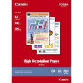 Canon HR-101N papier voor inkjetprinter A4 (210x297 mm) 200 vel Wit