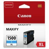 Canon PGI-1500XL C inktcartridge 1 stuk(s) Origineel Cyaan