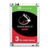 Seagate IronWolf ST3000VN007 interne harde schijf 3.5 inch 3000 GB SATA III