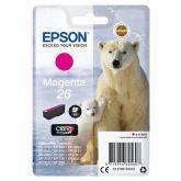 Epson Polar bear C13T26134012 inktcartridge 1 stuk(s) Origineel Normaal rendement Magenta